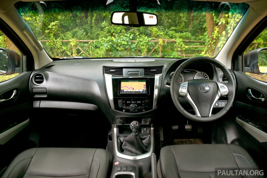DRIVEN: 2015 Nissan NP300 Navara – 4×2 and 4×4 tested on and off the beaten track in Chiang Mai Image #261687