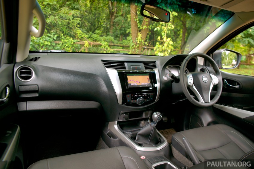 DRIVEN: 2015 Nissan NP300 Navara – 4×2 and 4×4 tested on and off the beaten track in Chiang Mai Image #261689
