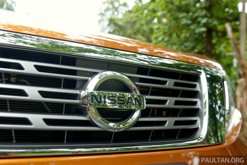 DRIVEN: 2015 Nissan NP300 Navara – 4×2 and 4×4 tested on and off the beaten track in Chiang Mai Image #261673