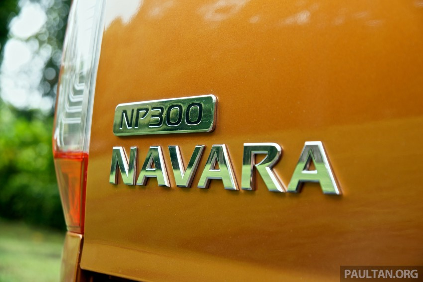 DRIVEN: 2015 Nissan NP300 Navara – 4×2 and 4×4 tested on and off the beaten track in Chiang Mai Image #261707