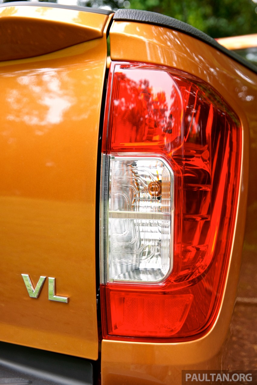 DRIVEN: 2015 Nissan NP300 Navara – 4×2 and 4×4 tested on and off the beaten track in Chiang Mai Image #261708