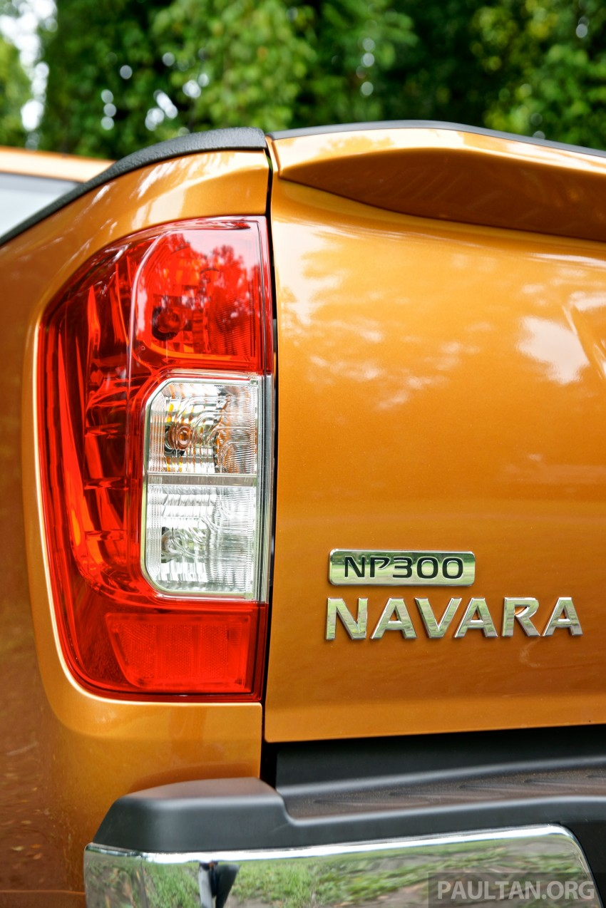 DRIVEN: 2015 Nissan NP300 Navara – 4×2 and 4×4 tested on and off the beaten track in Chiang Mai Image #261709