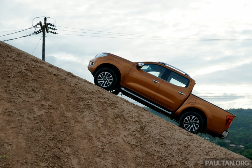 DRIVEN: 2015 Nissan NP300 Navara – 4×2 and 4×4 tested on and off the beaten track in Chiang Mai Image #261751