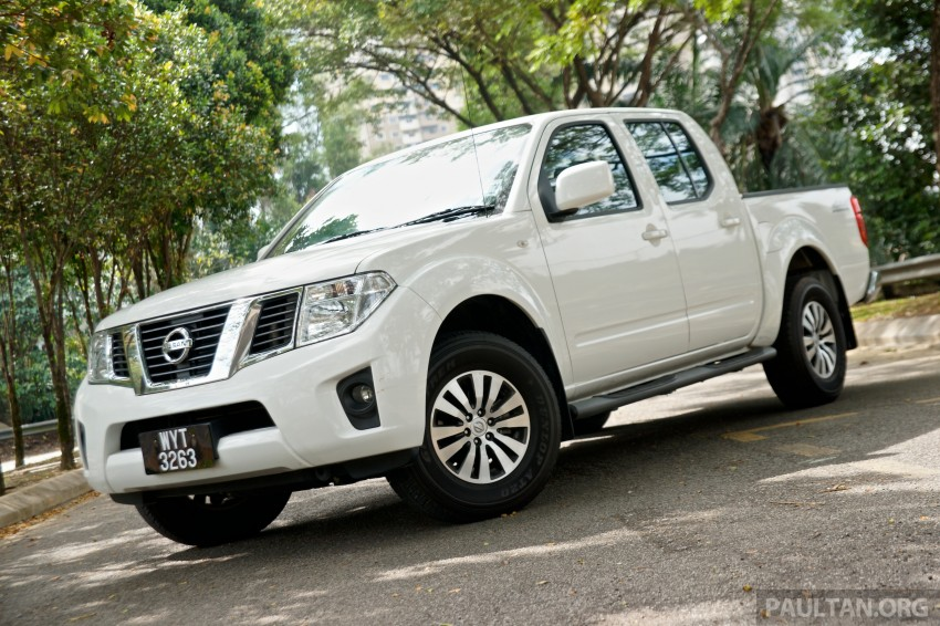 DRIVEN: 2015 Nissan NP300 Navara – 4×2 and 4×4 tested on and off the beaten track in Chiang Mai Image #261758