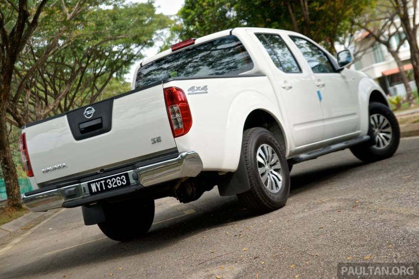 DRIVEN: 2015 Nissan NP300 Navara – 4×2 and 4×4 tested on and off the beaten track in Chiang Mai Image #261759