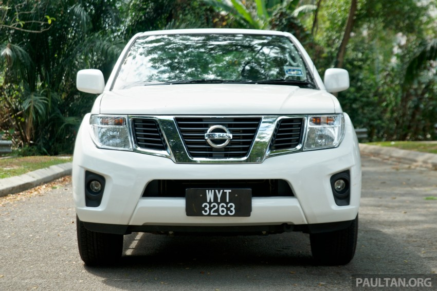 DRIVEN: 2015 Nissan NP300 Navara – 4×2 and 4×4 tested on and off the beaten track in Chiang Mai Image #261782