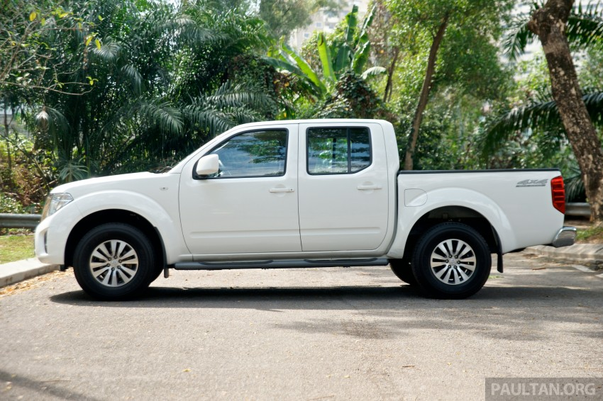 DRIVEN: 2015 Nissan NP300 Navara – 4×2 and 4×4 tested on and off the beaten track in Chiang Mai Image #261769