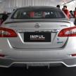 Nissan Sylphy Impul 2