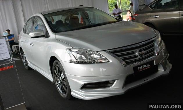 Nissan Sylphy Impul 8