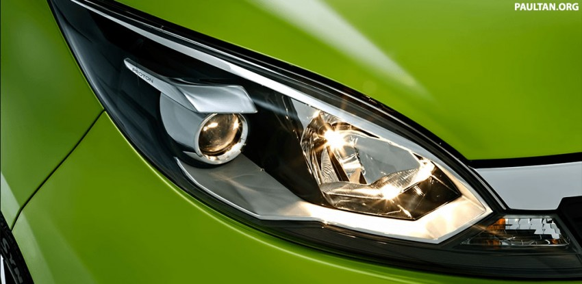 """Proton """"Iriz"""" Compact Car – first official images! Image #267639"""