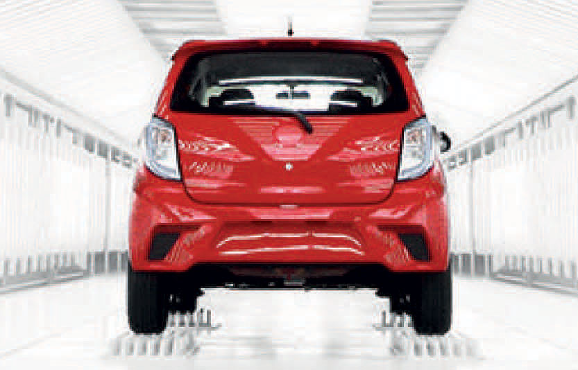 Perodua Axia open for booking, priced from RM24,900 Image #263386