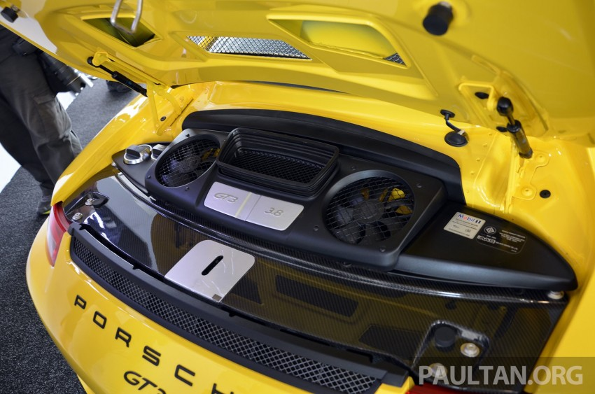 Porsche 911 Gt3 Launched In Malaysia Rm1 23 Mil Paul Tan