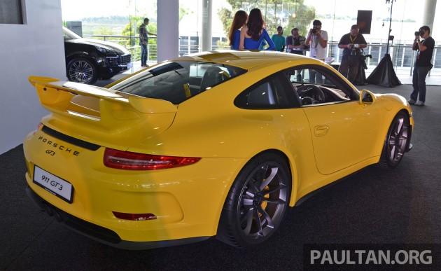 Porsche 911 GT3 Malaysia- 20