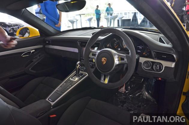 Porsche 911 GT3 Malaysia- 5