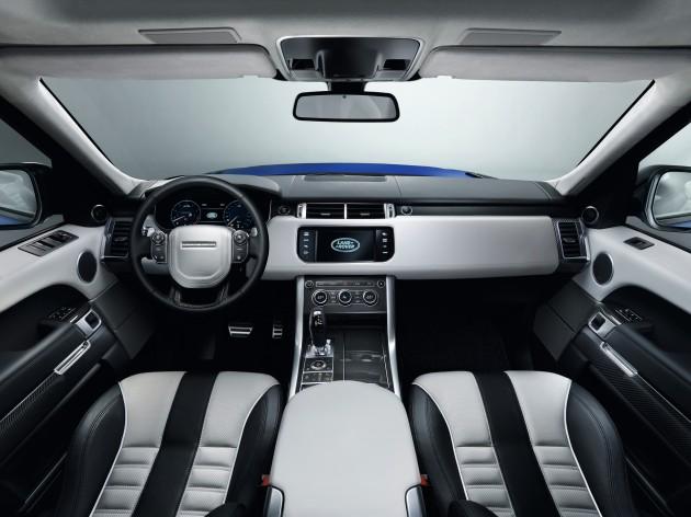 Range Rover Sport SVR-14