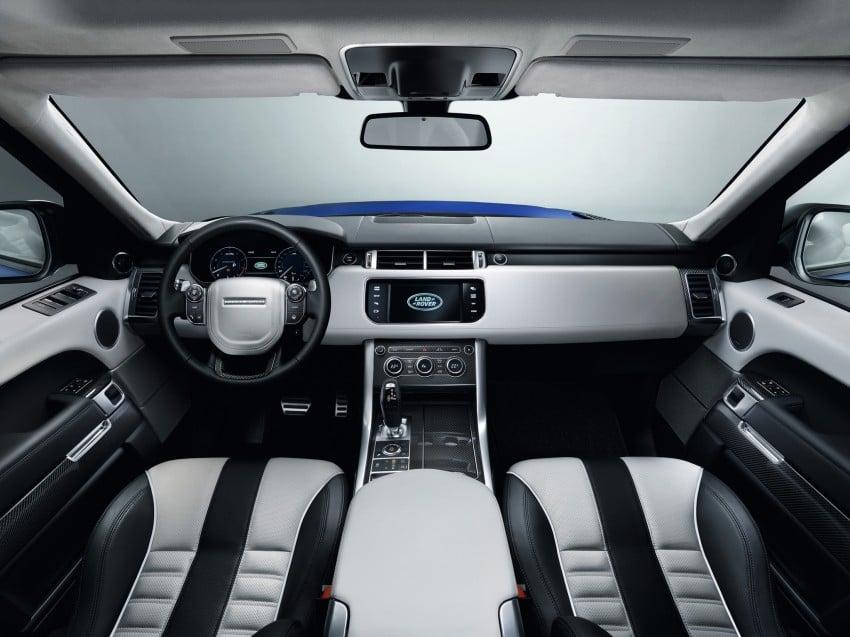 Range Rover Sport SVR – the fastest Land Rover, ever Image #262955
