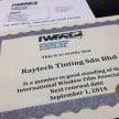 Raytech IWFA