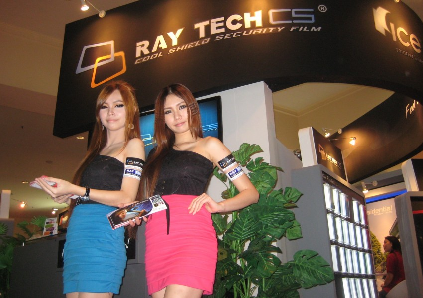 AD: Raytech, a top brand of tint film for Malaysians Image #262773
