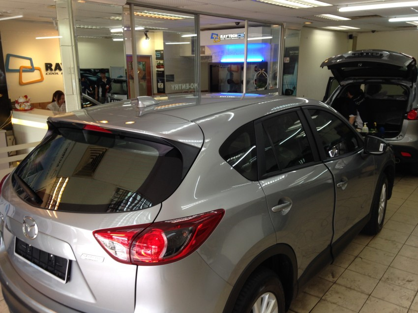 AD: Raytech, a top brand of tint film for Malaysians Image #262765