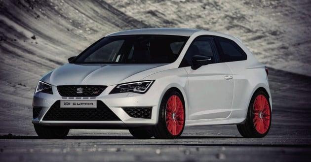 SEAT Leon Cupra Sub8 Performance Pack 1