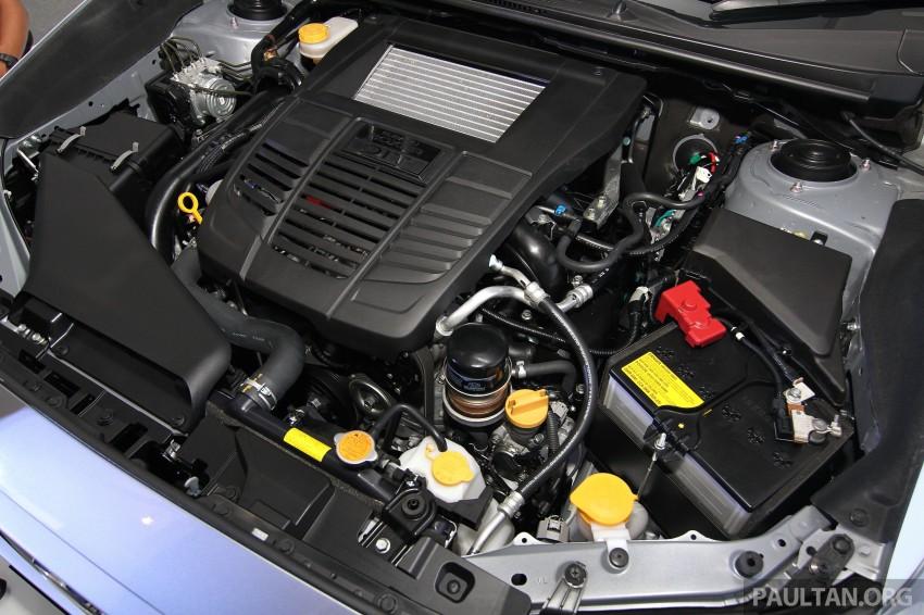 Subaru WRX and WRX STI launched – RM231k-RM271k Image #262640
