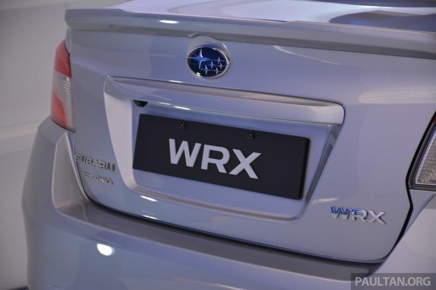 Subaru WRX and WRX STI launched – RM231k-RM271k Image #262586