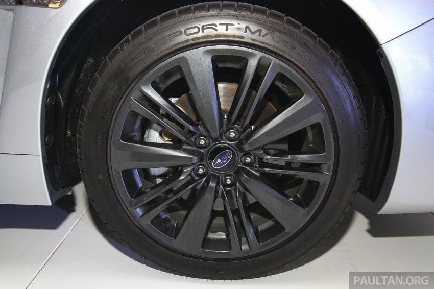 Subaru WRX and WRX STI launched – RM231k-RM271k Image #262641