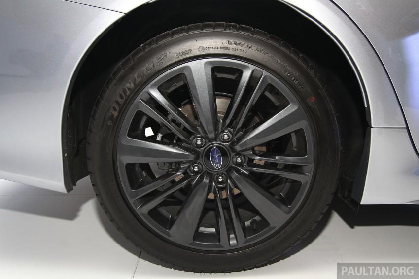 Subaru WRX and WRX STI launched – RM231k-RM271k Image #262642