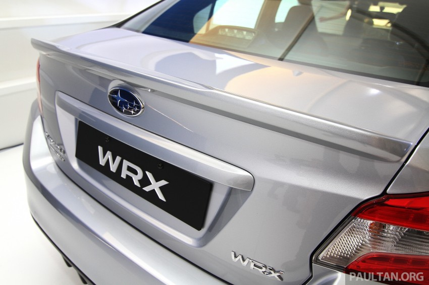 Subaru WRX and WRX STI launched – RM231k-RM271k Image #262631