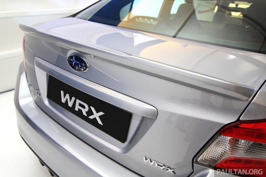Subaru WRX and WRX STI launched – RM231k-RM271k Image #262631