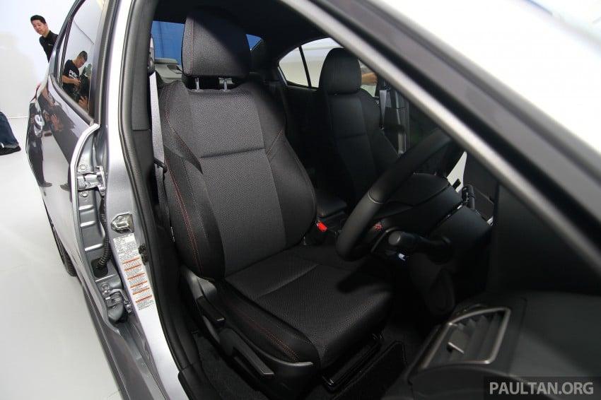 Subaru WRX and WRX STI launched – RM231k-RM271k Image #262645