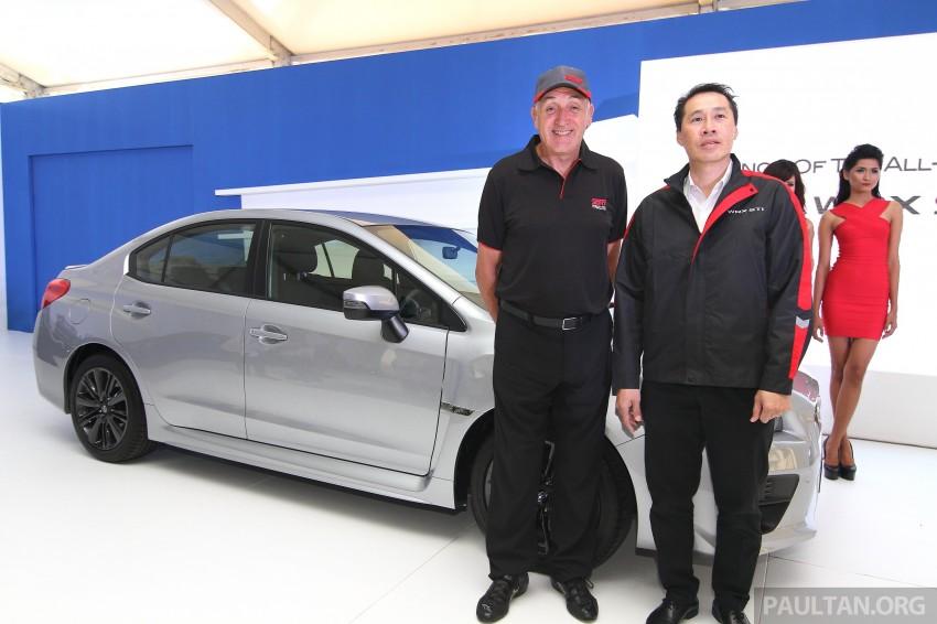 Subaru WRX and WRX STI launched – RM231k-RM271k Image #262632
