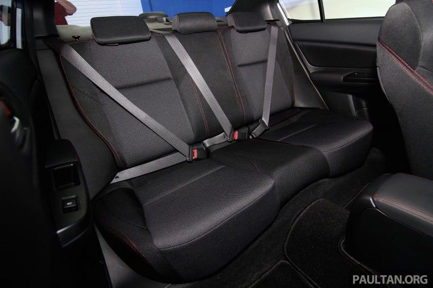 Subaru WRX and WRX STI launched – RM231k-RM271k Image #262652