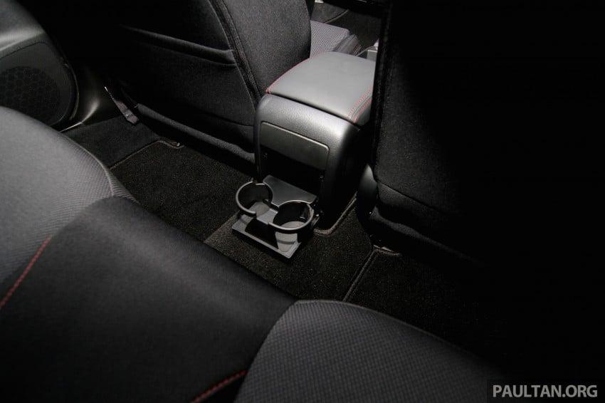 Subaru WRX and WRX STI launched – RM231k-RM271k Image #262654