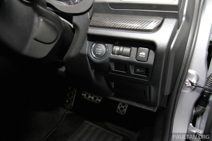 Subaru WRX and WRX STI launched – RM231k-RM271k Image #262655