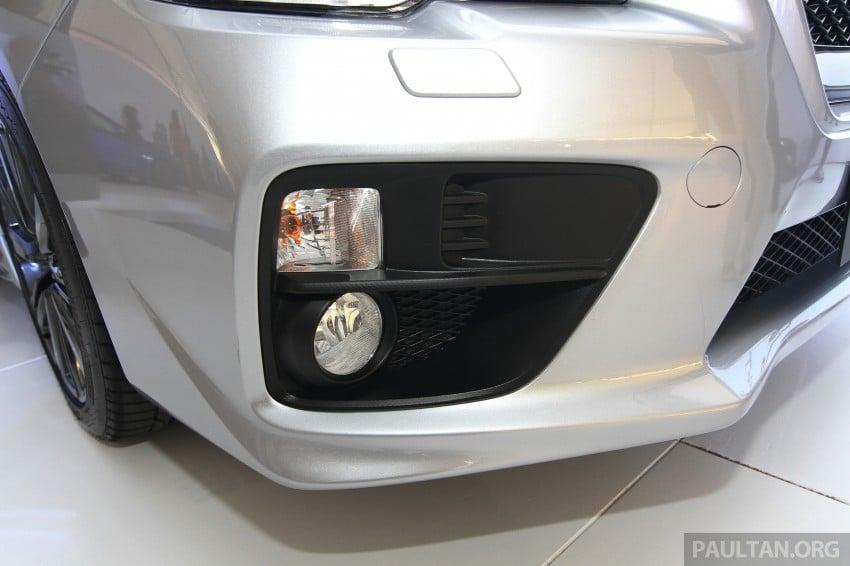 Subaru WRX and WRX STI launched – RM231k-RM271k Image #262658