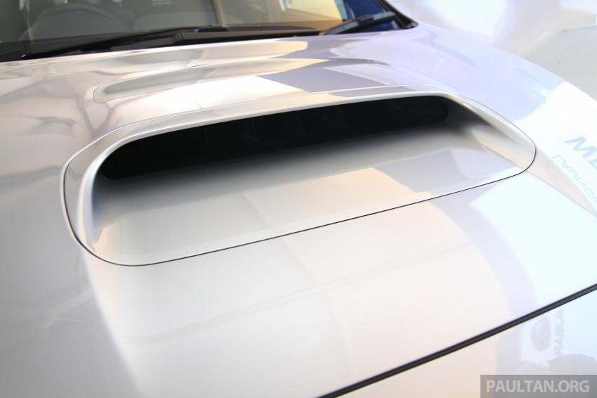 Subaru WRX and WRX STI launched – RM231k-RM271k Image #262659