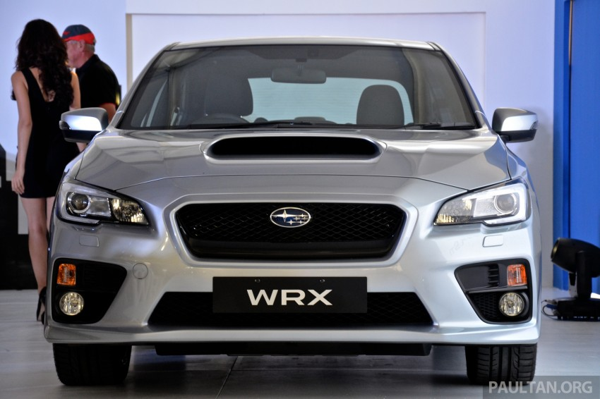 Subaru WRX and WRX STI launched – RM231k-RM271k Image #262590