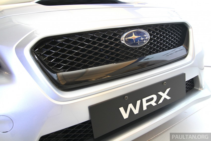 Subaru WRX and WRX STI launched – RM231k-RM271k Image #262661