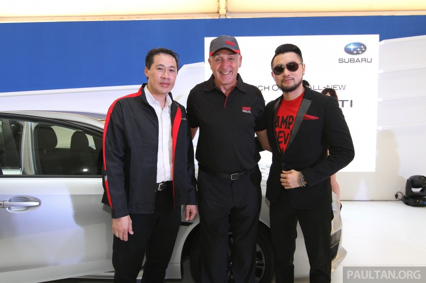 Subaru WRX and WRX STI launched – RM231k-RM271k Image #262633