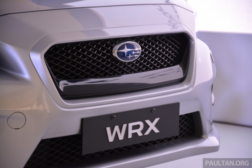 Subaru WRX and WRX STI launched – RM231k-RM271k Image #262580