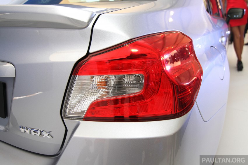 Subaru WRX and WRX STI launched – RM231k-RM271k Image #262636