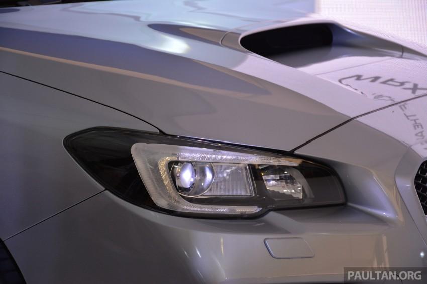 Subaru WRX and WRX STI launched – RM231k-RM271k Image #262582