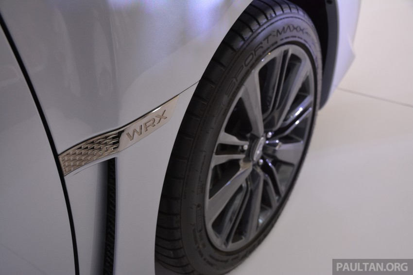 Subaru WRX and WRX STI launched – RM231k-RM271k Image #262583