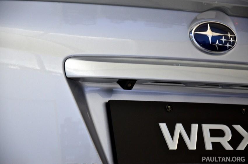 Subaru WRX and WRX STI launched – RM231k-RM271k Image #262595