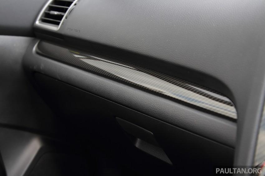Subaru WRX and WRX STI launched – RM231k-RM271k Image #262452