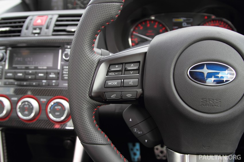Subaru WRX and WRX STI launched – RM231k-RM271k Image #262454