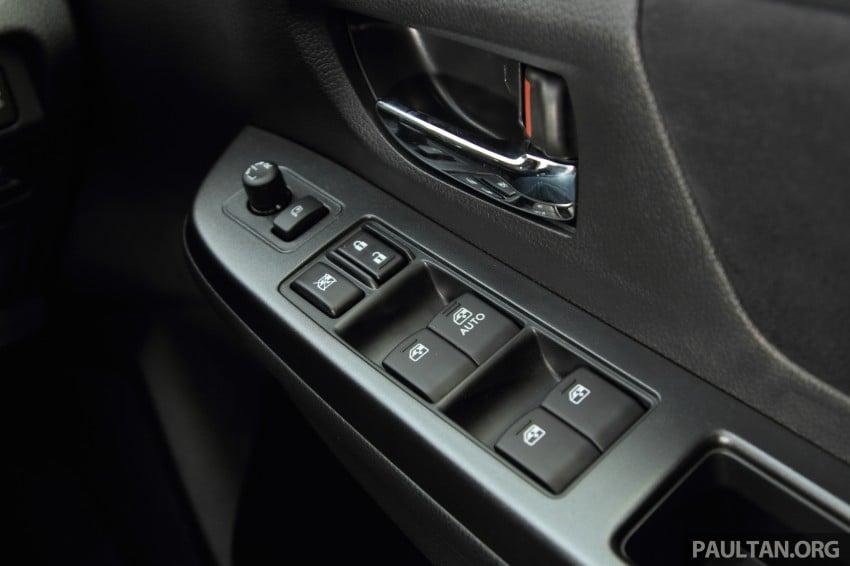 Subaru WRX and WRX STI launched – RM231k-RM271k Image #262458