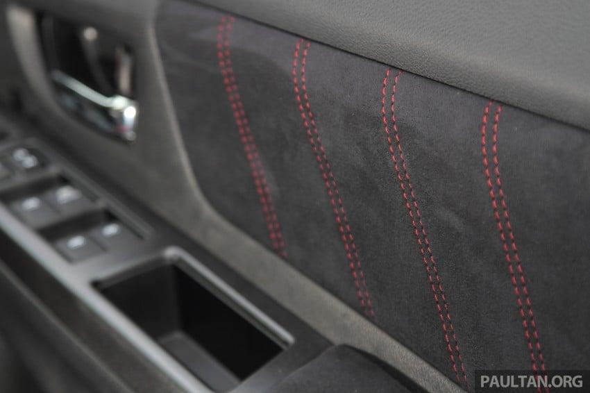 Subaru WRX and WRX STI launched – RM231k-RM271k Image #262462