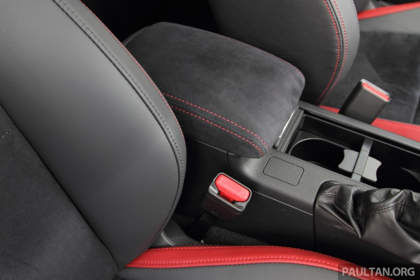 Subaru WRX and WRX STI launched – RM231k-RM271k Image #262467